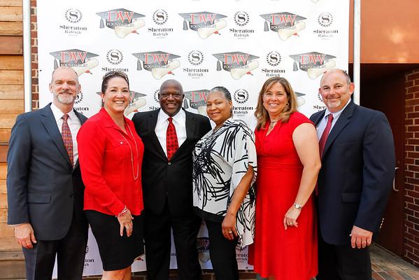 The Dereck Whittenburg Foundation Launch