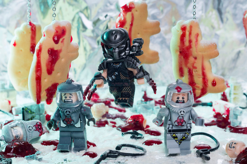 The adventures of LEGO Predator