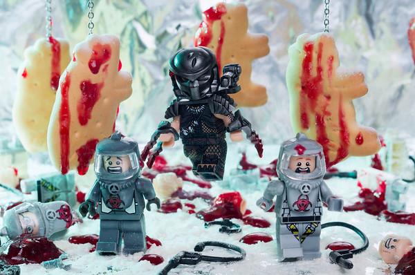 The adventures of LEGO Predator