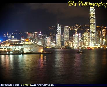 20111014 - China Hong Kong City Night View