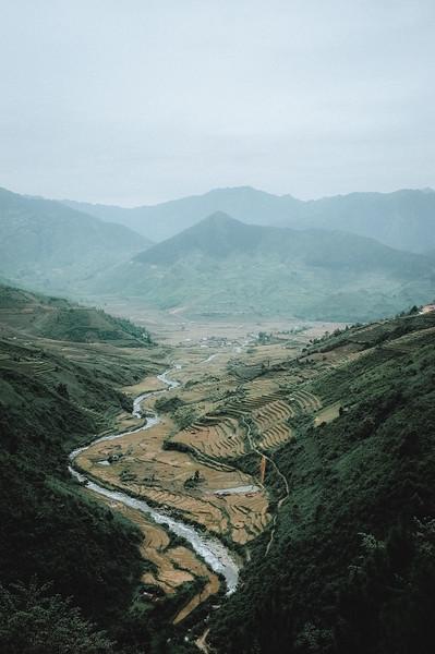 The Northwest of Vietnam