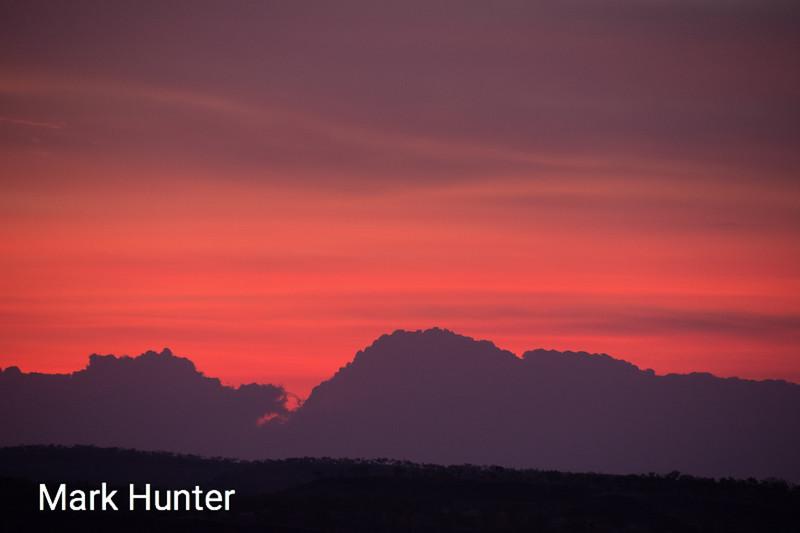 Pink Skies in Kimberley