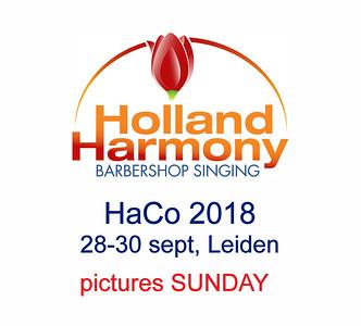 2018-0930 HH HaCo -Sunday