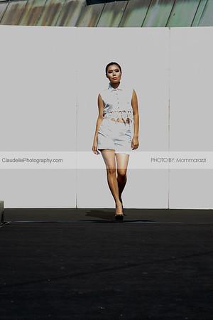 2015 H St. Festival DC Fashion Week Fashion Show - DCFW