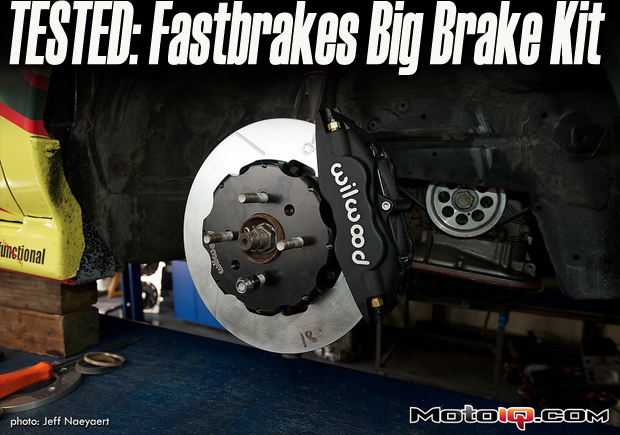 Testing Fastbrake's Bigger Brake Kit
