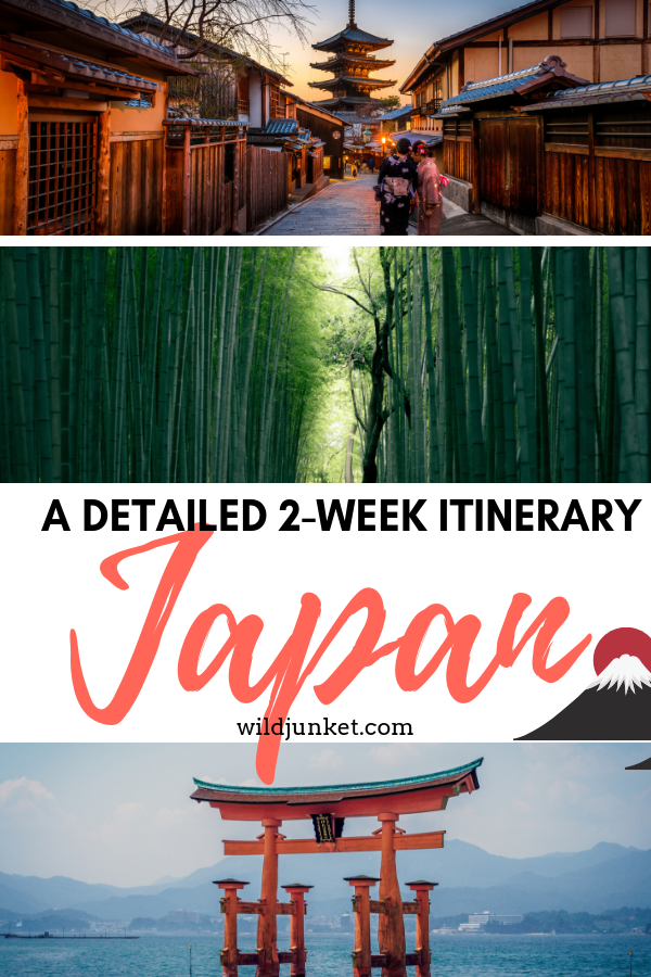 Japan Itinerary: Two Weeks in Japan – Wild Junket Adventure Travel Blog