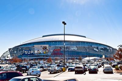 Super Bowl, XLV, Arlington Texas