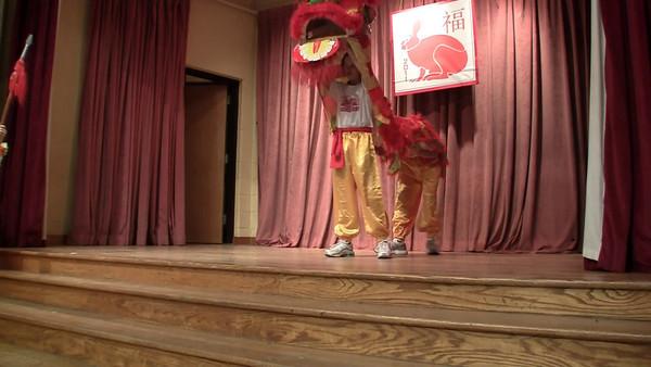 Chinese New Year Celebration 1/29/2011