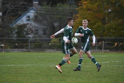 Montpelier vs Stowe boys soccer