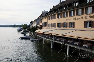 Stein am Rhein; Schweiz; CH;