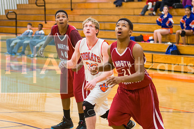 JVB North Forsyth at Glenn 01/03/14