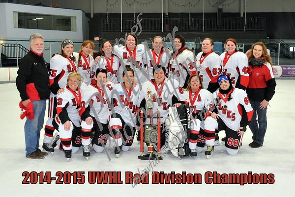 Red Division Championship - Bobcats vs Hawks