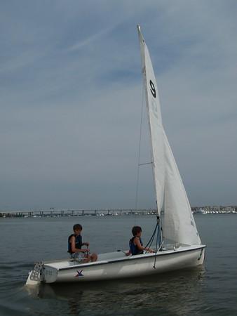 2009 Sailing Camp
