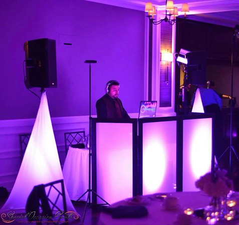 DJ Services, Setup and Events