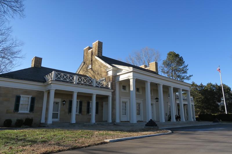 Chickamauga Visitor Center