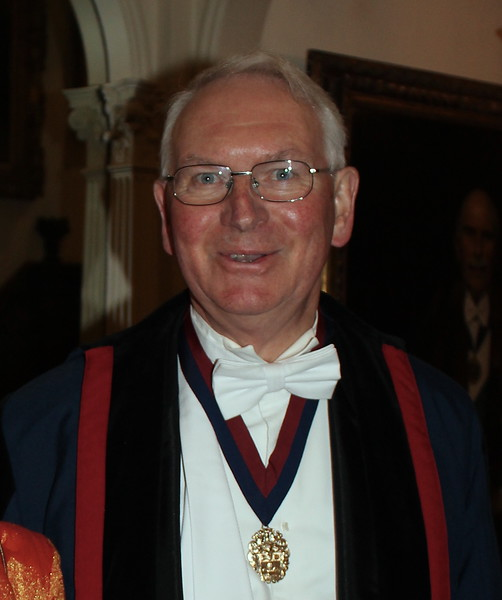 Nigel Thomson- Master