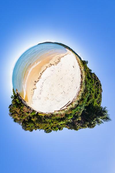 Porters Beach - Abel Tasman Coast Track