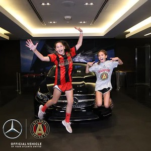 Mercedes-Benz x Atlanta United 8/11 - Atlanta, GA