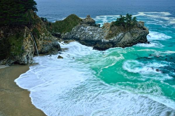 California Coastline Highway1