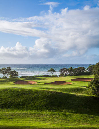 Wailua Golf Course Photography