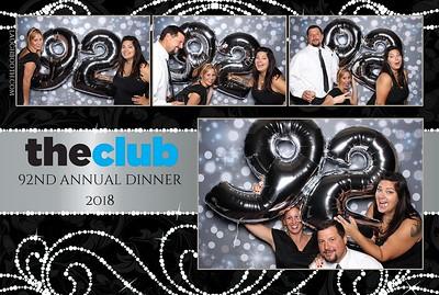 Nipsco's theclub 92 Annual Dinner