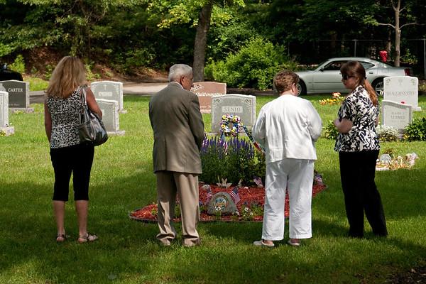 Shawsheen Cemetery 6/9/2012