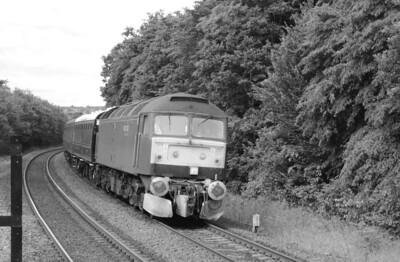 Yorkshire Coast Express (Statesman) 14/7/12