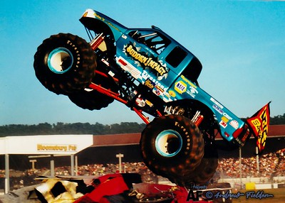 2002 Bloomsburg 4-Wheel Jamboree