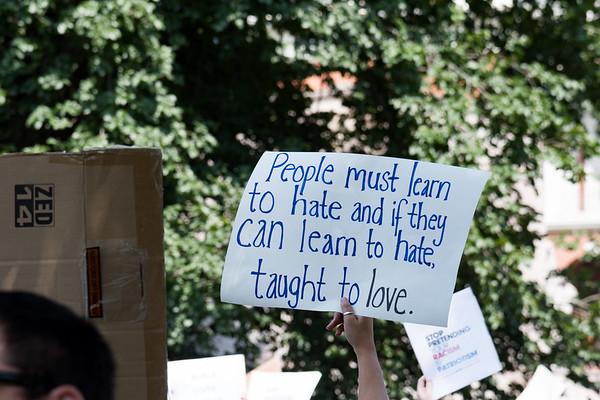 Boston Anti-Hate Rally 8/19/17
