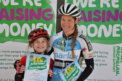 High Res Suffolk Villages Charity Cycle Ride Sunday 19th June 2016 Press Images