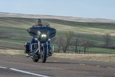 Eastern Montana Scootfest in Sidney, Montana   May 5, 2018