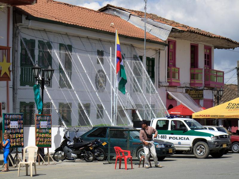 Salento Police Station