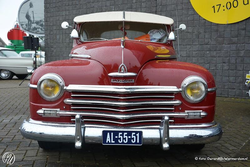 Plymouth  Special De Luxe 1948