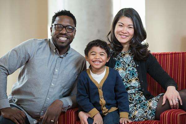 Washington Family 2016
