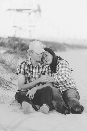 Gabrielle + Chris Ponce Inlet