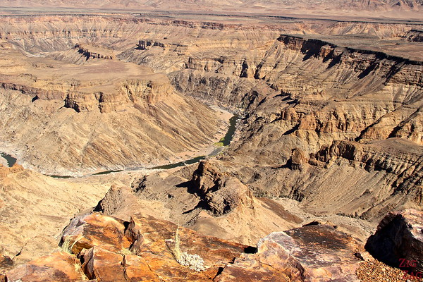 fish river canyon namibia photo 1