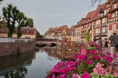 Alsace, France, July 2019