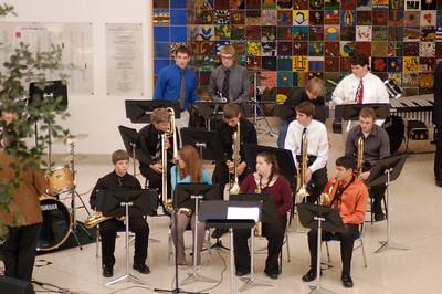 Saydel HS Jazz Band 2007