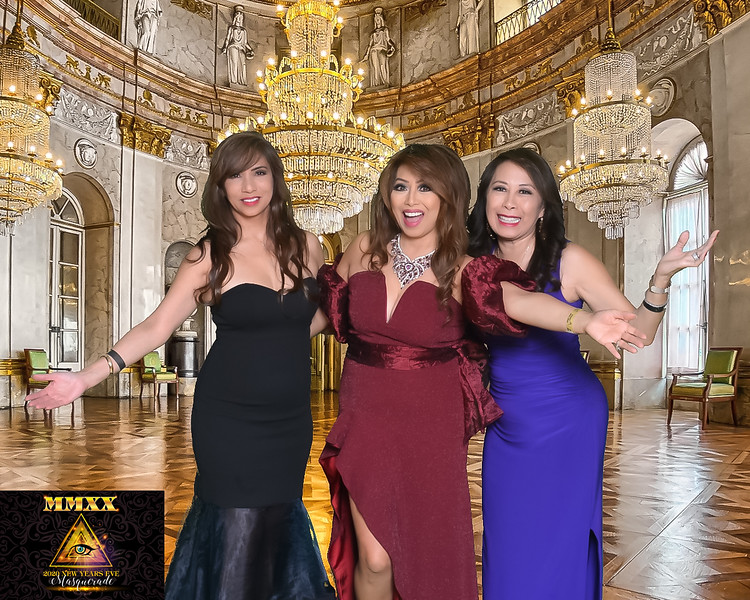 MMXX Masquerade New Years. Held at Portugese Hall on 31 December 2019