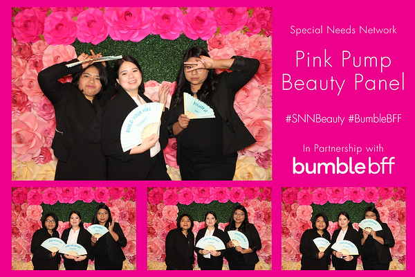 Pink Pump Beauty Panel