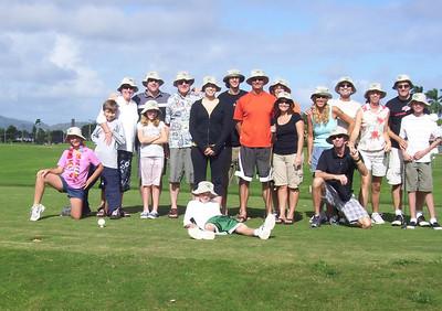 CampbellCohens - S.C.A.M. Scramble Golf Tourney