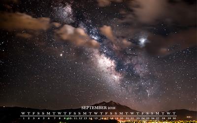 SEPTEMBER 2021 CALENDAR - 1680x1050