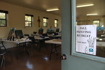 Fall Painting Retreat