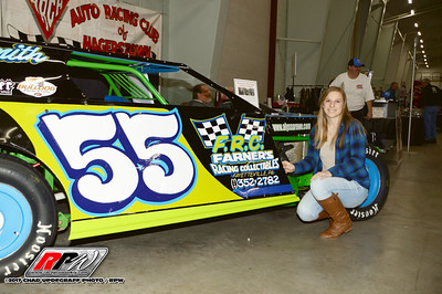 Racing Xtravaganza - York, PA - 2/4/17 - Chad Updegraff