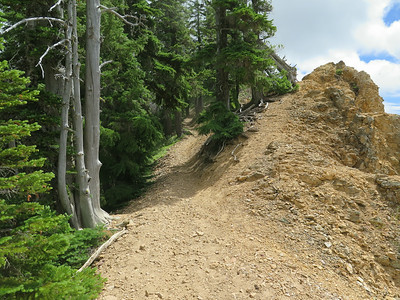 Naches Trail and Little Naches area trails  July, 19,2014