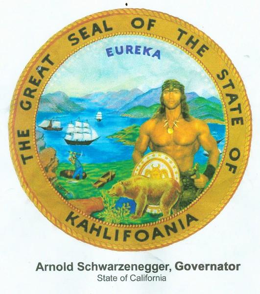 Governator Seal