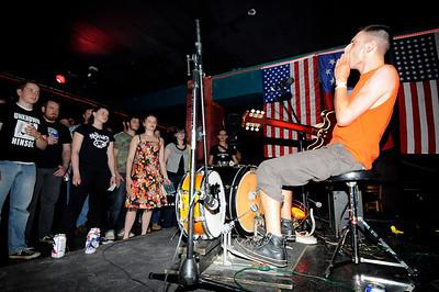 Heavy Rebel Weekend 2008