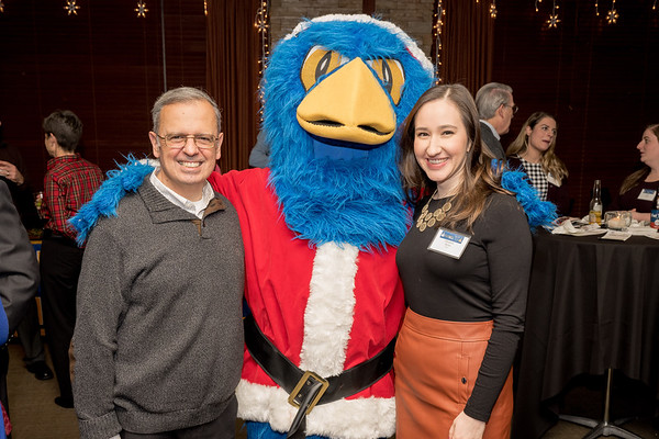 Alumni Christmas Social –December 19, 2019