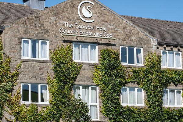 The Coniston Hotel & Spa, Yorkshire Dales
