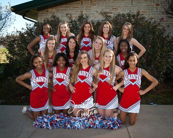 2012 FBA Varsity Cheer